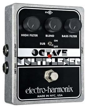 Electro Harmonix Octave Multiplexer 《エフェクター/オクターバー》【送料無料】【G-CLUB渋谷】