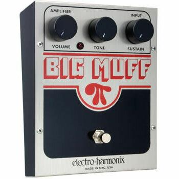 Electro Harmonix Big Muff PI Original 《エフェクター/ディストーション》 【送料無料】【ONLINE STORE】【数量限定特価】