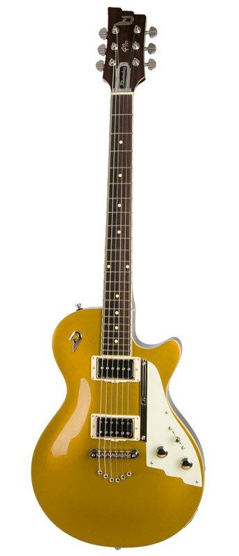 Duesenberg 49er D49-GT (Gold Top) エレキギター【ご予約受付中】【送料無料】【smtb-u】【ONLINE STORE】