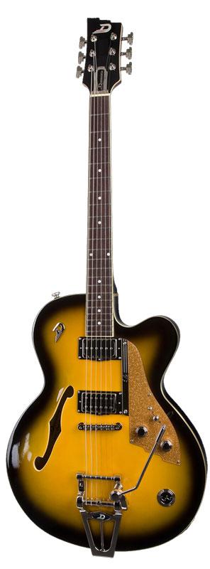 Duesenberg C.C. DCC-2T (2-tone Sunburst) エレキギター【送料無料】【smtb-u】【受注生産品】【ONLINE STORE】