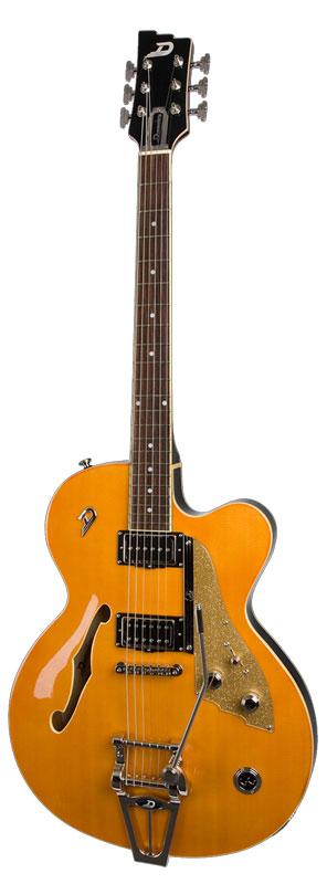 Duesenberg C.C. DCC-TO (Trans Orange) エレキギター【送料無料】【smtb-u】【受注生産品】【ONLINE STORE】