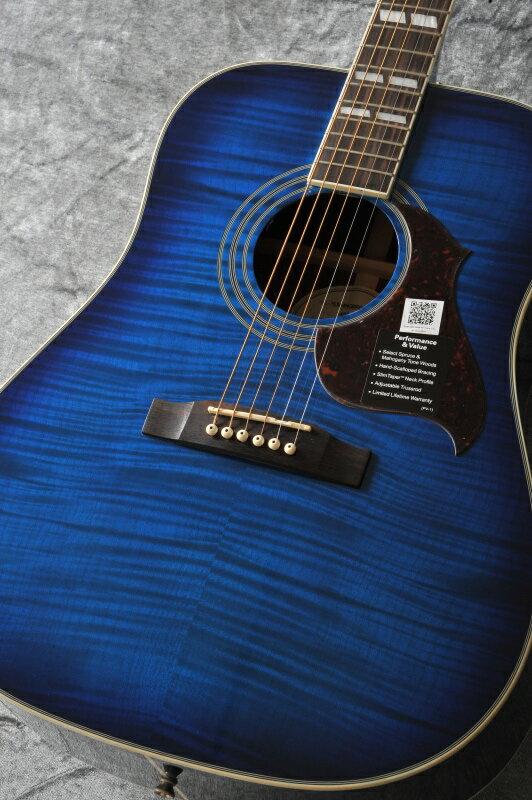 Epiphone Hummingbird Artist Blueburst)[EAHRBBNH3]《アコースティックギター》【送料無料】(ご予約受付中)【ONLINE STORE】