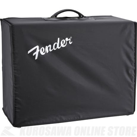 Fender Amp Cover, Hot Rod Deluxe/Blues Deluxe, Black《アンプカバー》【ご予約受付中】【ONLINE STORE】