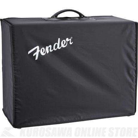 Fender Amp Cover, Hot Rod DeVille 212, Black《アンプカバー》【ONLINE STORE】