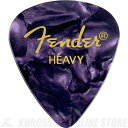 Fender 351 Shape Premium Picks, Heavy, Purple Moto, 12 Count (12枚)《ピック》【ネコポス】【ONLINE STORE】