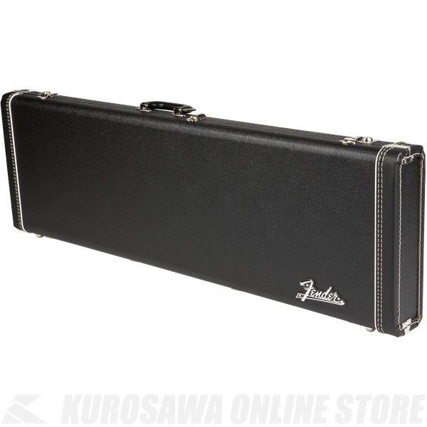 Fender Precision Bass Multi-Fit Hardshell Case, Black with Orange Plush Interior《ベース》【ONLINE STORE】