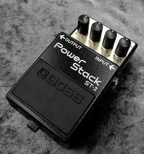 BOSS ST-2 Power Stack【クロサワ楽器池袋店本館2F エフェクターコーナー】