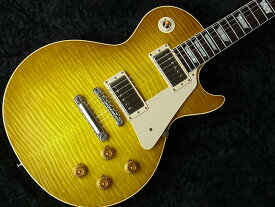 Gibson Custom Shop CS8 50's Style Les Paul Standard VOS Lemon Burst s/n CS8 50056【2015年モデル】