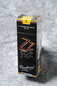 VANDOREN テナーサックス リード ZZ【バンドレン】【新品】【ウインドお茶の水】※強度をご指定ください