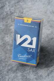 VANDOREN アルトサックス リード V21【バンドレン】【ウインドお茶の水】※強度をお選びください