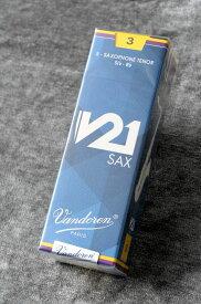 VANDOREN テナーサックス リード V21【バンドレン】【ウインドお茶の水】※強度をお選びください