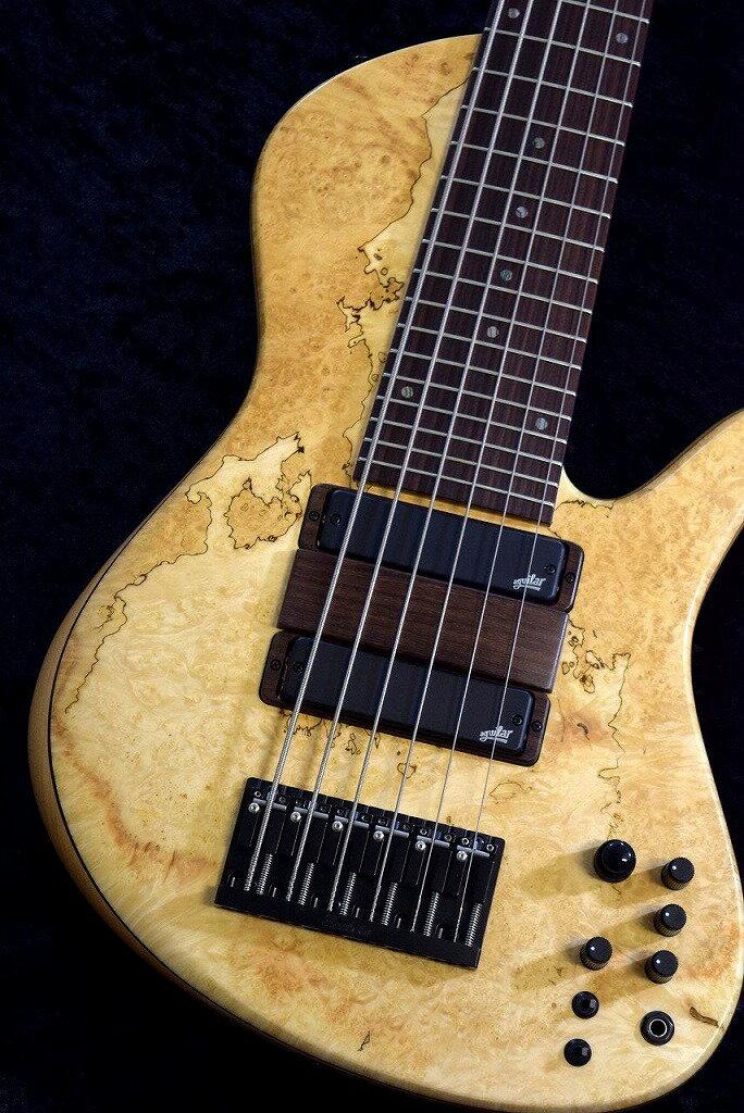Fodera Emperor II 6 Strings Felix Pastorius Custom 33inch -Natural Satin- 【USED】【日本総本店ベースセンター在庫品】