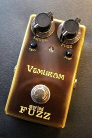 VEMURAM Myriad Fuzz 【次回入荷分ご予約受付中】【最高峰FUZZ】【担当イチオシ】【池袋店】