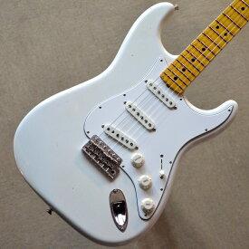 【新品アウトレット特価】Fender Custom Shop Jimi Hendrix Voodoo Child Signature Stratocaster Journeyman Relic 〜Olympic White〜 #VC0495 【3.57kg】【ジミヘンモデル】【リバース・ヘッド】【ハンドワウンド・ピックアップ】【送料無料】【池袋店在庫品】