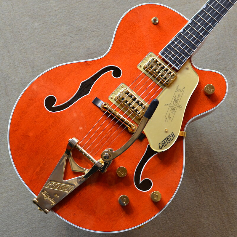 【新品】Gretsch G6120T Players Edition Nashville 【次回入荷分予約受付中】【エボニー指板】【ロックペグ】【送料無料】【池袋店】