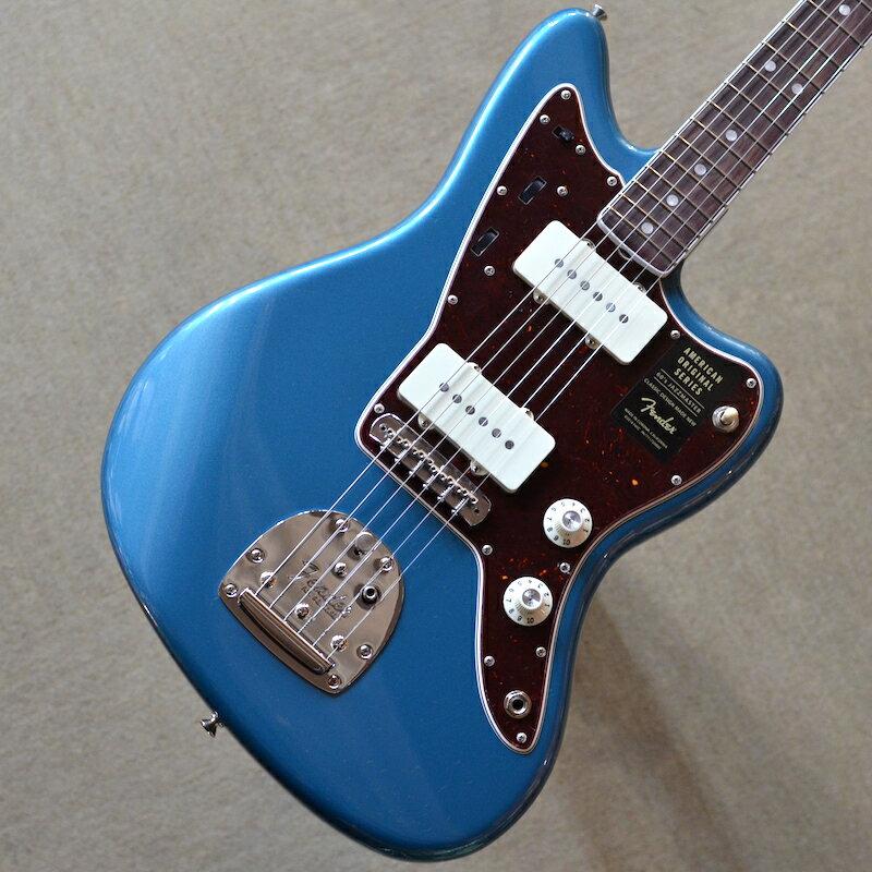【新品】Fender American Original '60s Jazzmaster 〜Ocean Turquoise〜 #V1855046 【3.64kg】【ラッカーフィニッシュ】【送料無料】【池袋店在庫品】