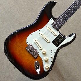 【新品】Fender American Original '60s Stratocaster 〜3-Color Sunburst〜 #V1853797 【3.80kg】【ラッカーフィニッシュ】【9.5インチラジアス指板】【ヴィンテージトールフレット】【USA製】【送料無料】【池袋店在庫品】
