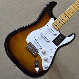 【新品】Fender American Original '50s Stratocaster 〜2-Color Sunburst〜 #V1849831 【3.50kg】【ラッカーフィニッシュ】【9.5インチラジアス指板】【ヴィンテージトールフレット】【送料無料】【池袋店在庫品】