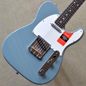 【新品】Fender American Professional Telecaster Rosewood Fingerboard 〜Sonic Gray〜 #US17035058 【3.49kg】【9.5インチラジアス指板】【22ナロートールフレット】【ブラス製ブリッジサドル】【USA製】【送料無料】【池袋店在庫品】
