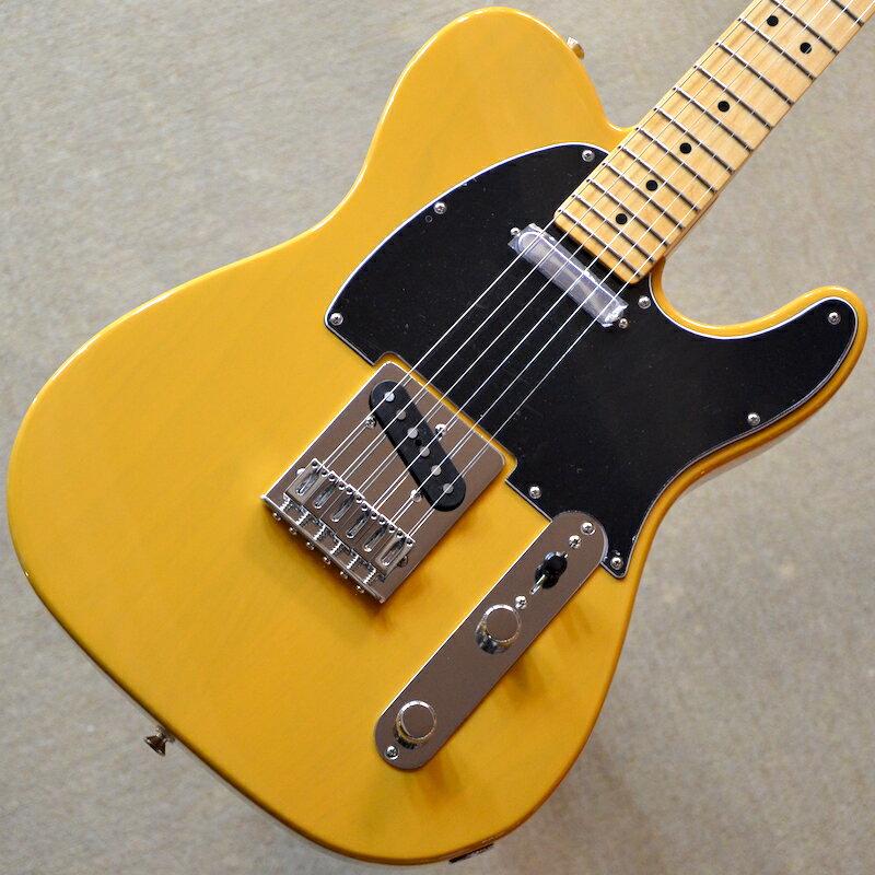 【新品】Fender Player Telecaster Maple Fingerboard 〜Butterscotch Blonde〜 【次回入荷分予約受付中】【22フレット】【送料無料】【池袋店】