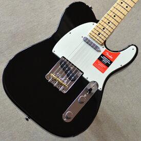 【新品】Fender American Professional Telecaster Maple Fingerboard 〜Black〜 #US19019171 【3.44kg】【22ナロートールフレット】【9.5インチラジアス指板】【ブラス製ブリッジサドル】【USA製】【送料無料】【池袋店在庫品】