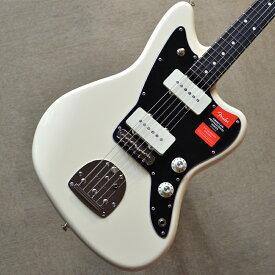 【新品】Fender American Professional Jazzmaster 〜Olympic White〜#US17068441 【3.84kg】【選定個体】【漆黒指板個体】【22フレット】【送料無料】【池袋店在庫品】