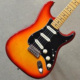 【新品】Fender Rarities Flame Ash Top Stratocaster #US19004978 【3.74kg】【良杢個体】【カスタムショップ製ピックアップ】【フレイム・アッシュ・トップ】【アルダーバック】【バーズアイ・メイプルネック】【9.5インチラジアス指板】【池袋店在庫品】