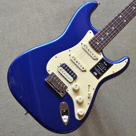 【新品】Fender American Ultra Stratocaster HSS Rosewood Fingerboard 〜Cobra Blue〜 【次回入荷分予約受付中】【ミディアムジャンボフレット】【コンパウンドラジアス指板】【ノイズレスPU】【コンター加工】【ロックペグ】【S1スイッチ】【USA製】【池袋店】