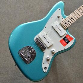 【新品】Fender American Professional Jazzmaster 〜Mystic Seaform〜 #US17045929 【3.61kg】【柾目ネック個体!】【22フレット】【送料無料】【池袋店在庫品】