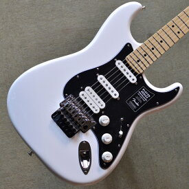 【新品】Fender Player Stratocaster Floyd Rose HSS Maple Fingerboard 〜Polar White〜 【次回入荷分予約受付中】【フロイドローズ】【ポーラーホワイト】【22フレット】【アルダーボディ】【メイプル指板】【送料無料】【池袋店】