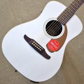 【新品】Fender Malibu Player 〜Arctic Gold〜【お取り寄せ商品】【エレアコ】【パーラーサイズ】【送料無料】【数量限定!FENDER純正ストラッププレゼント!】【池袋店】