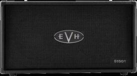 【ご予約受付中!!】【ヴァン・ヘイレン】EVH/ 5150III 50S 2x12 Cabinet, Black【新品】【送料無料】【池袋店】