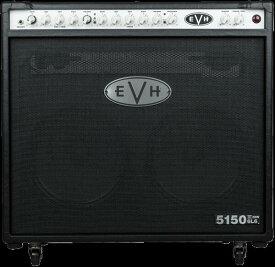 【ご予約受付中!!】【ヴァン・ヘイレン】EVH / 5150III 2x12 50W 6L6 Combo, Black, 100V JPN【新品】【送料無料】【池袋店】