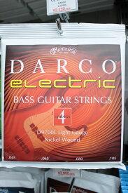 Martin Darco Electric Bass D9700L (Light 45-105) 《ベース弦》【クロサワ楽器池袋店WEB SHOP】