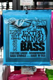 ERNIE BALL #2835 EXTRA Slinky (40-95) [WEB特価]《ベース弦》【新品】【クロサワ楽器池袋店WEB SHOP】