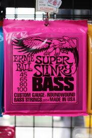 ERNIE BALL #2834 SUPER Slinky (45-100) [WEB特価]《ベース弦》【新品】【クロサワ楽器池袋店WEB SHOP】