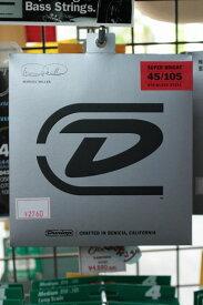 Jim Dunlop DBMMS45105/マーカスミラーモデル Marcus Miller Super Bright 《ベース弦》【新品】【クロサワ楽器池袋店WEB SHOP】
