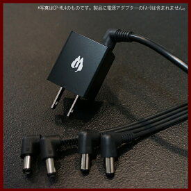 FREE THE TONE 4 Way DC Power Splitter Cable CP-FS4 《DC電源分岐ケーブル》【ONLINE STORE】