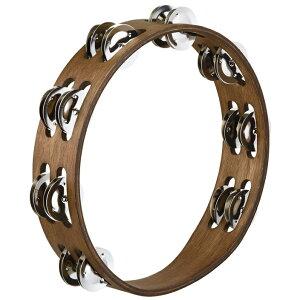 Meinl Wood Tambourines Traditional Wood Tambourines, Stainless Steel Jingles TA2WB [TA2WB ]《タンバリン》【ご予約受付中】【ONLINE STORE】