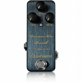 One Control / Prussian Blue Reverb 《エフェクター/リバーブ》【送料無料】【ONLINE STORE】