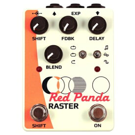 Red Panda Raster 《エフェクター/ディレイ》【送料無料】【ONLINE STORE】
