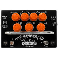 OrangeBaxBangeetarGuitarPre-EQ(BLACK)《エフェクター/イコライザー/オーバードライブ》【ご予約受付中】【ONLINESTORE】