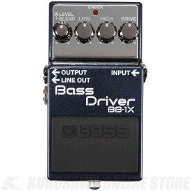 BOSS BB-1X Bass Drive 《エフェクター/ベース用オーバードライブ》【送料無料】【ONLINE STORE】
