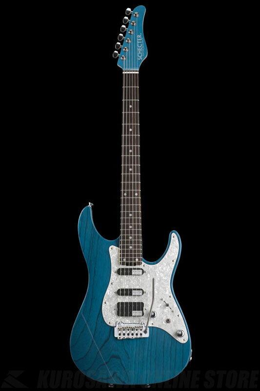SCHECTER BH-1-STD-24 ILB (Indigo Light Blue / Rosewood) 《エレキギター》【送料無料】【ONLINE STORE】