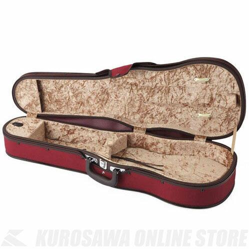 Toyo 東洋楽器 ULシェルR ビオラ (外装:レッド/内装:キャメル) [3535]《ビオラケース》【送料無料】 【ONLINE STORE】