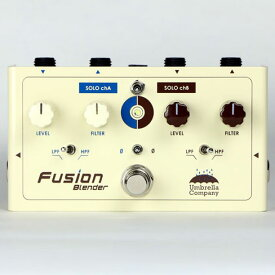 Umbrella Company Fusion Blender Creative mixer / spliter pedal 《スプリット&ミックスペダル》【送料無料】【ご予約受付中】【ONLINE STORE】
