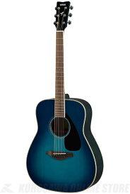 YAMAHA FG820 SB (サンセットブルー) 《アコースティックギター》 【送料無料】(ご予約受付中)