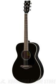 YAMAHA FS820 BL (ブラック) 《アコースティックギター》 【送料無料】(ご予約受付中)