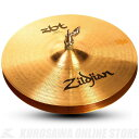 "Zildjian ZBT Series 14"" / 36cm HiHat Top Medium Thin [NAZLZB14HT] 《ハイハットシンバルトップ》..."