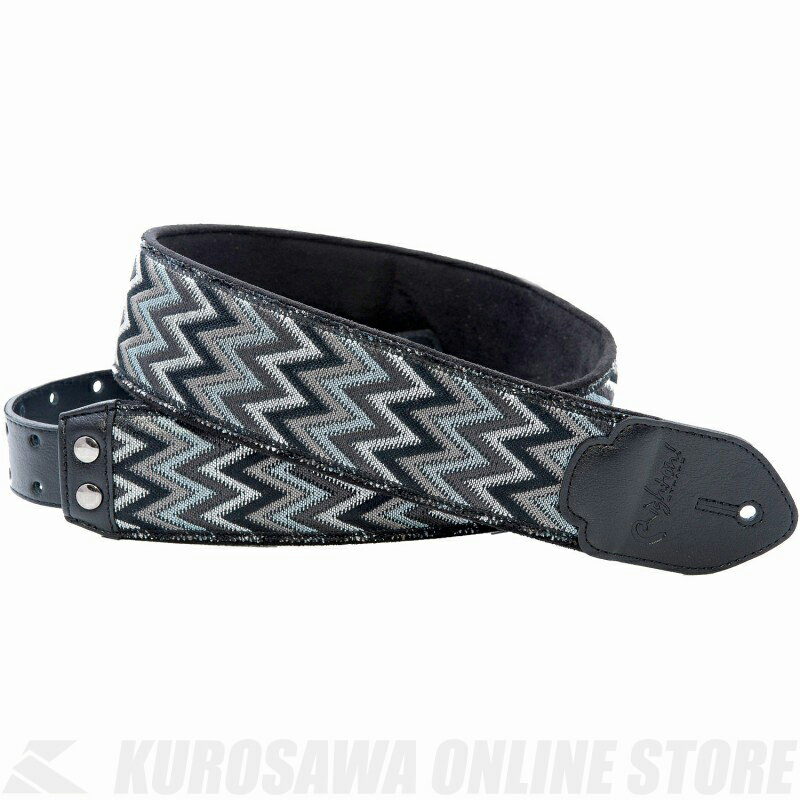 Right on! STRAPS STRAP COLLECTION FUNKY Series LIMA (Black)《ストラップ》【ONLINE STORE】